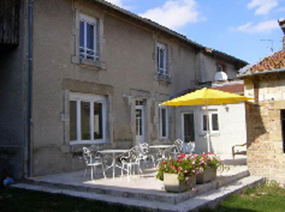 Chez Henriette - Terrasse