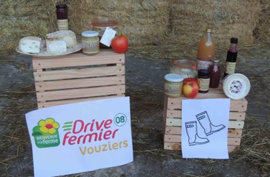 Drive fermier Vouziers