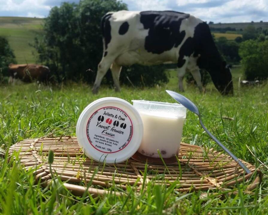 Juliette & Cows - Yaourt
